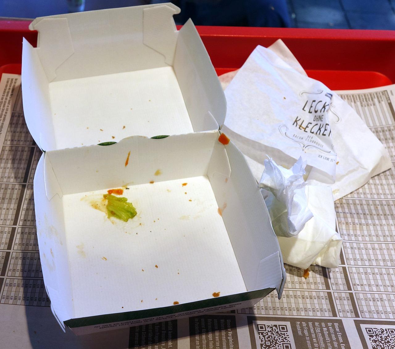 McDonald's steigt um auf Porzellan und Glas
