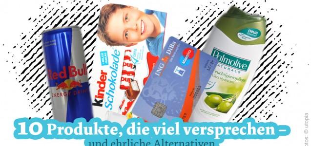 Hochstapler-Produkte