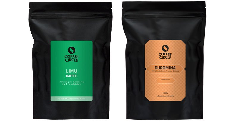Fairer Kaffee von Coffee Circle
