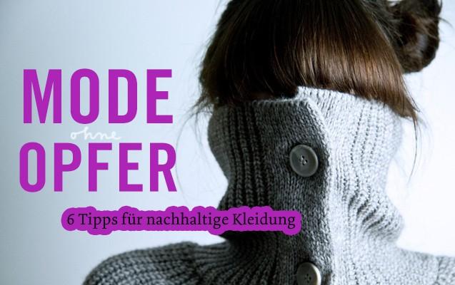 b9099ad6e61706 6 Tipps für nachhaltige Kleidung - Utopia.de