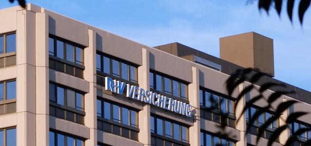 R+V Versicherung Nachhaltigkeitsbericht