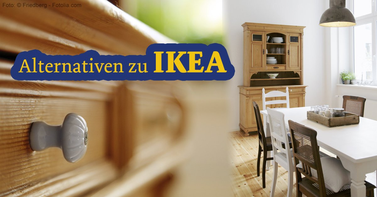 alternativen zu ikea. Black Bedroom Furniture Sets. Home Design Ideas