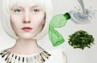 Die Kleidung der Zukunft: Algen, Milch und Plastikschrott