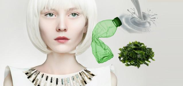 Algen, Milch und Plastikschrott: die Kleidung der Zukunft
