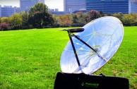 PhotonGrill: der erstaunliche, aufblasbare Mobil-Bratherd