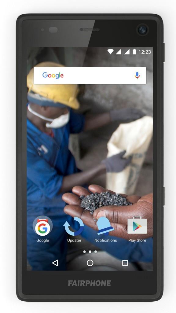 Besser: ein faireres Smartphone ...