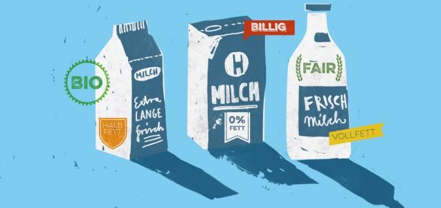 Ratgeber: Welche Milch soll ich kaufen?