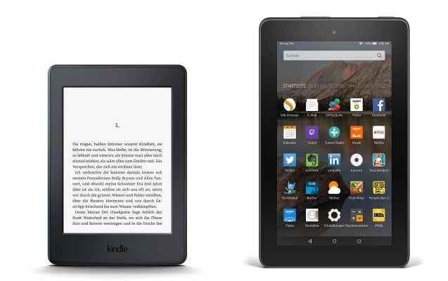 kindle kaufen amazon