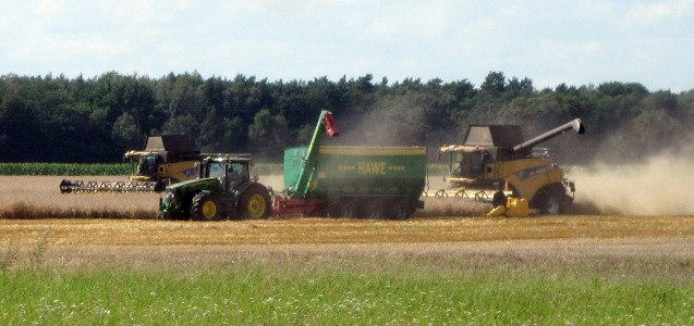 Landwirtschaft und Umweltschutz