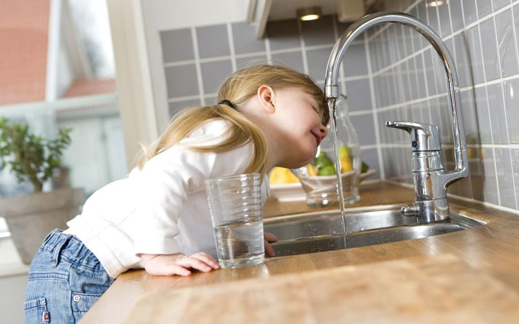 Leitungswasser statt Plastikflaschen