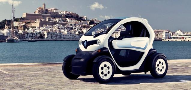 Elektroauto: Renault Twizy