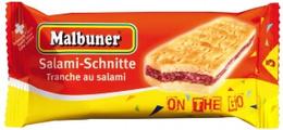 Malbuner Salami Schnitte
