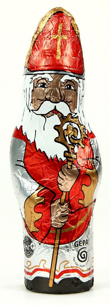 Gepa Fair Trade Schokolade Nikolaus