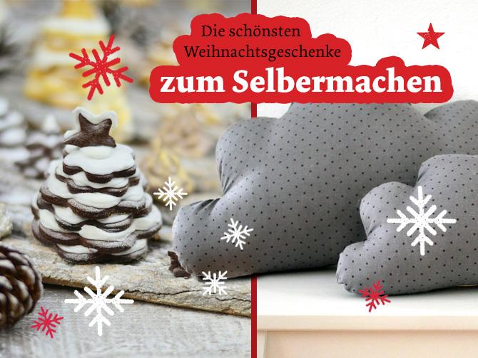 die sch nsten weihnachtsgeschenke zum selbermachen. Black Bedroom Furniture Sets. Home Design Ideas