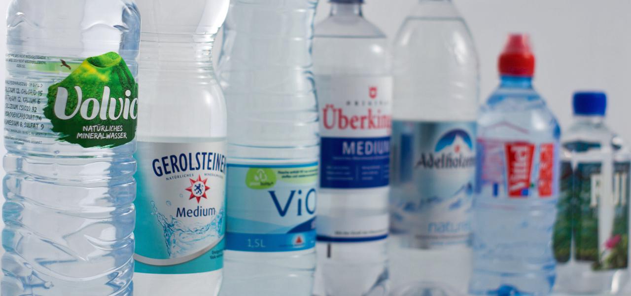 Mineralwasser: Lange Transportwege, mächtige Konzerne