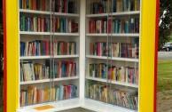 Booksharing: Karte zeigt öffentliche Bücherschränke in deiner Nähe
