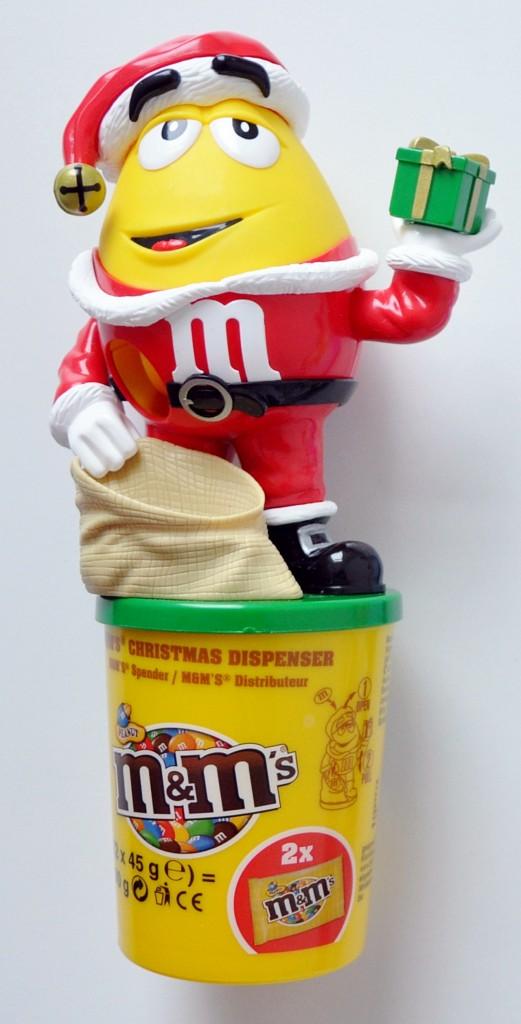 Moderner 'Weihnachtsmann': viel Plastik, wenig Schokolade