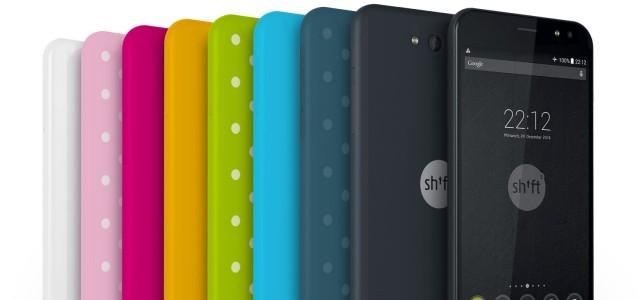 Shiftphones Shift 5