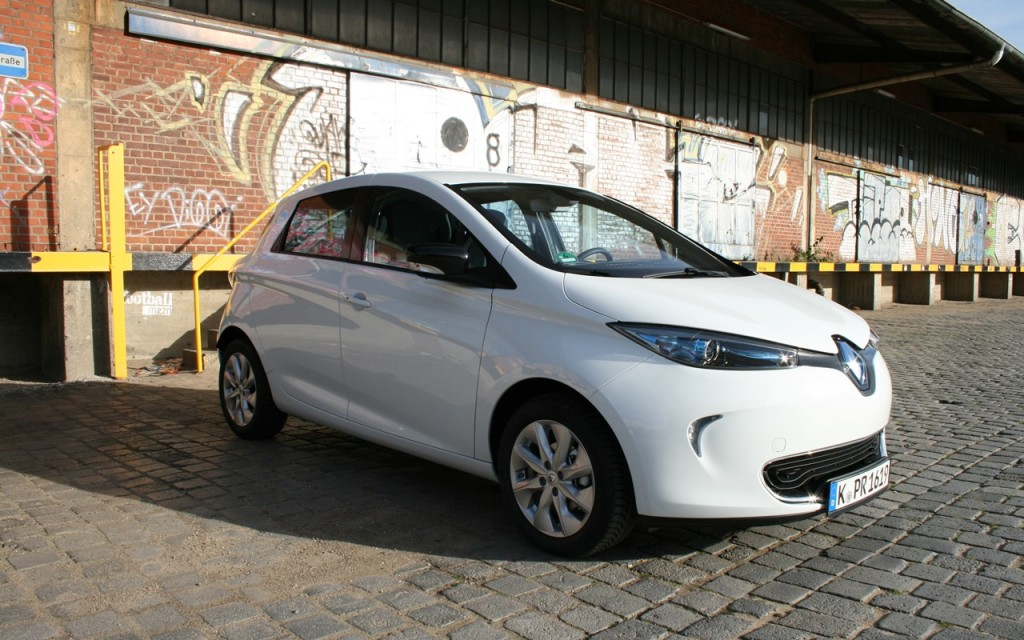Attraktiv mit und ohne Elektroauto-Prämie: Renault Zoe