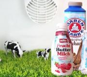 Milch-Snacks