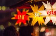 Die besseren Weihnachtsmärkte sind bio, fair, vegan