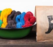 Nachhaltig, fair, transparent: Socken von Sock Up Your Life