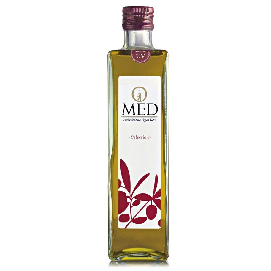 Olivenöl-Test 2016: O Med Picual Extra virgin olive