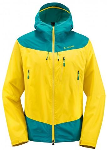Auch wasserabweisende Jacken können umweltfreundlicher werden
