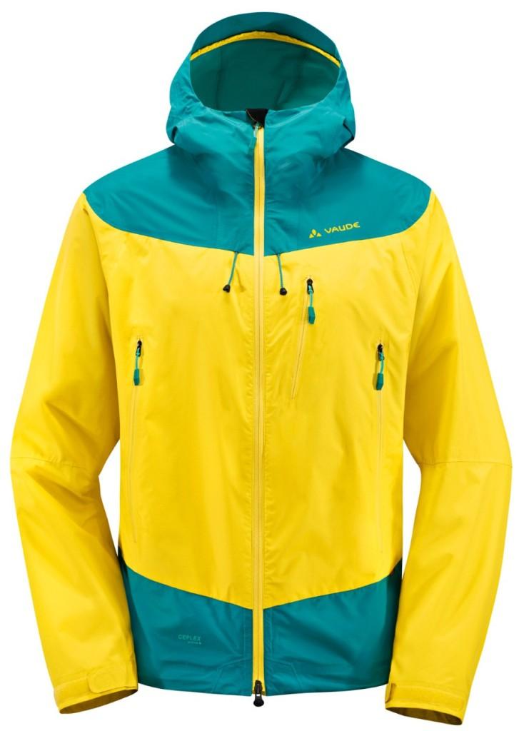 Nachhaltige Outdoor-Kleidung: wasserabweisende Jacken können sollten umweltfreundlich sein