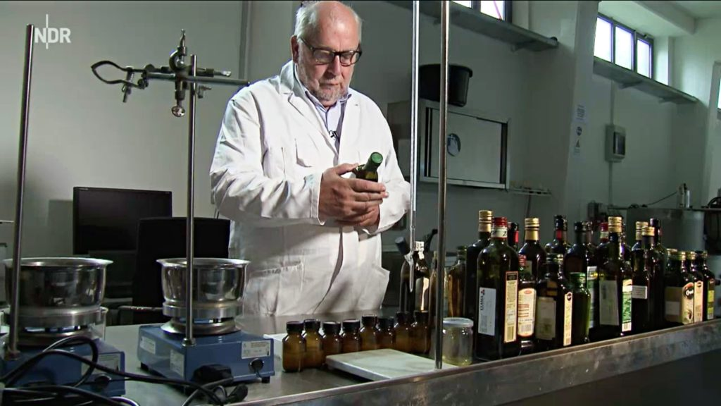 Olivenöl Test markt NDR