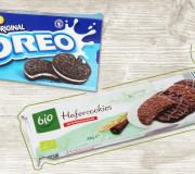 Versehentlich vegan: Oreso Kekse, Also Bio Hafercookies Zartbitter