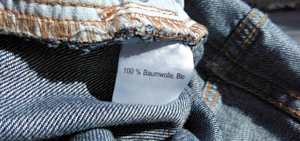 In Kleidung zu selten: Bio-Baumwolle