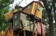 Baumhaushotels in Deutschland: Urlaub vor der Haustür