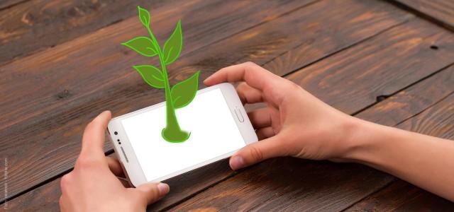 Grüne Apps fürs Smartphone