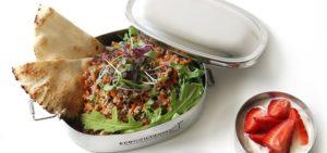 Mittagspause nachhaltig, Essen mitnehmen in der eigenen Dose