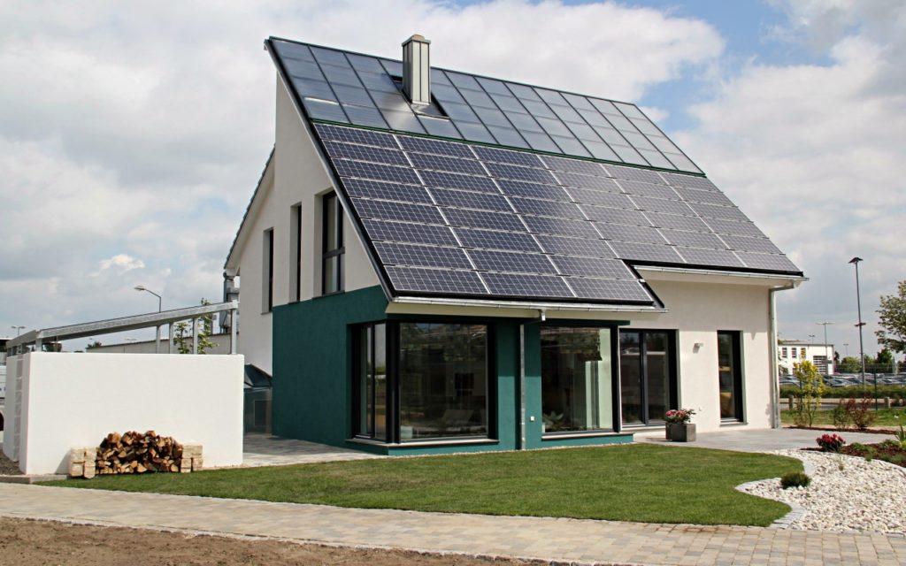 Energieautarkes Haus