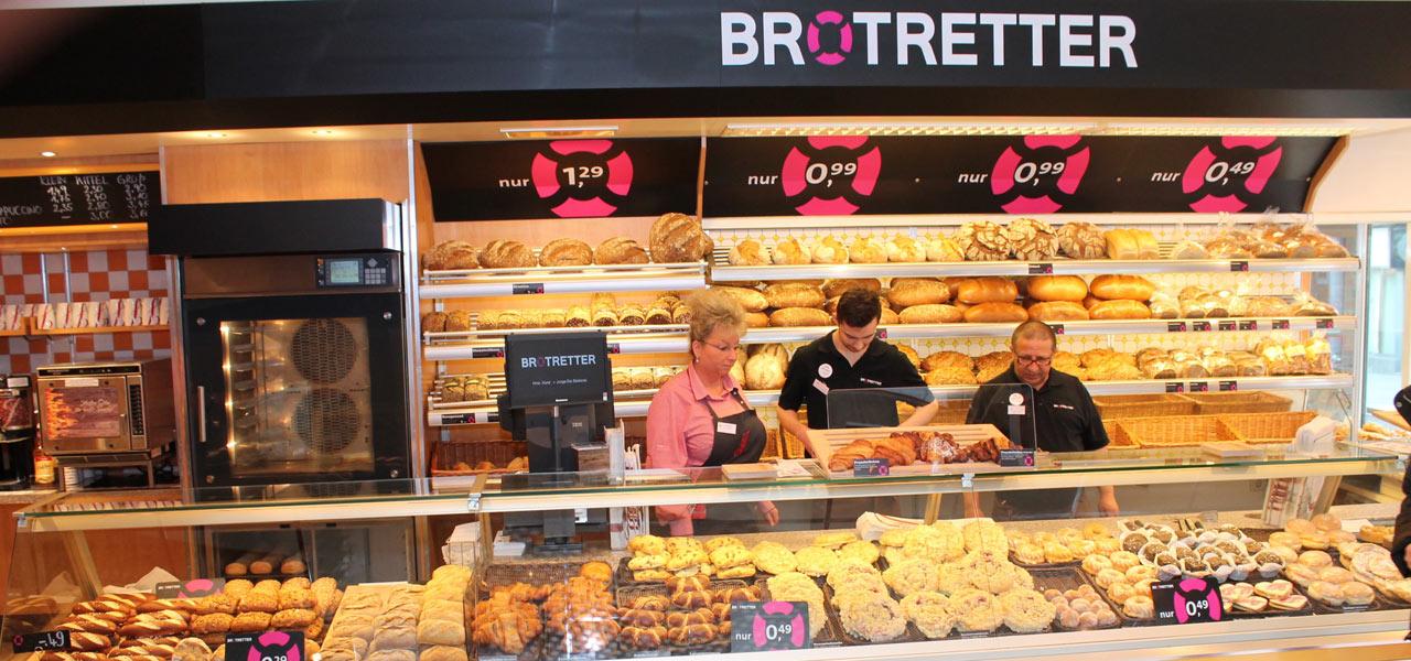BrotRetter: In diesem Laden wird nur Brot vom Vortag verkauft ...