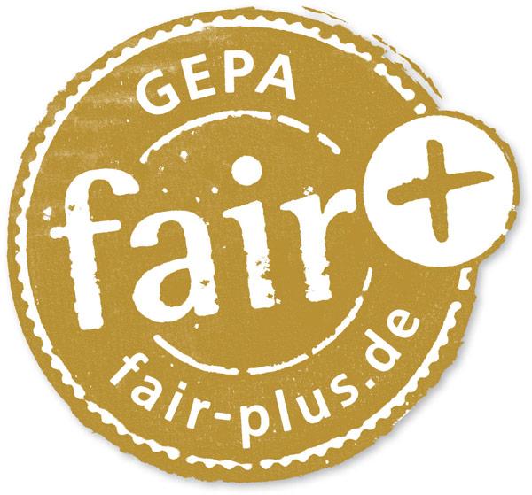 Gepa fair plus Logo