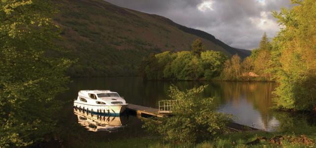 Hausboot-Urlaub in Deutschland, Frankreich & Co.