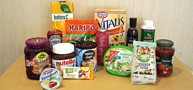 versteckter zucker lebensmittel