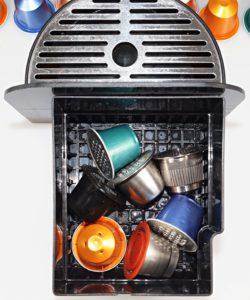 Wiederbefüllen statt Wegwerfen: Kaffee-Kapseln für Nespresso-Maschinen