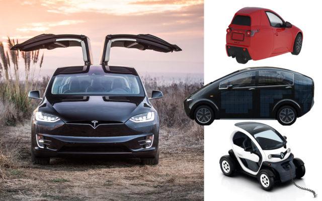 Die besten Elektroautos 2018 | Überblick & Neuheiten 2019, 2020, …