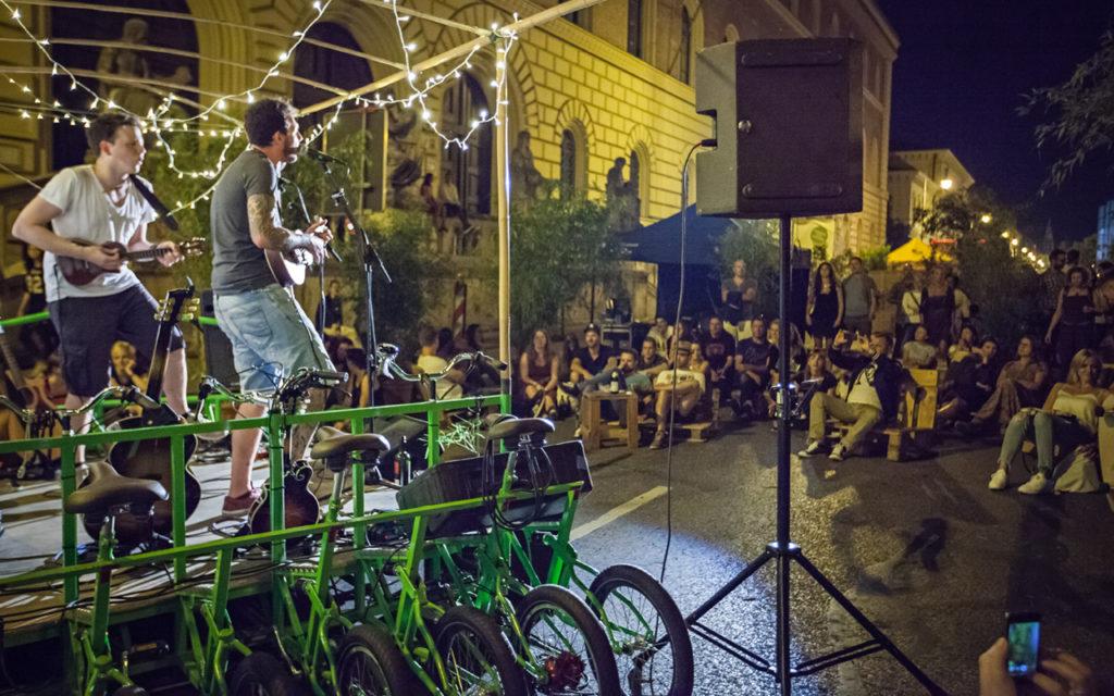 Nachhaltige Festivals: Streetlife Festival München