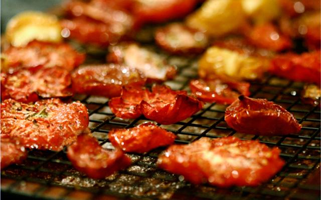 Lebensmittel konservieren: Trocknen