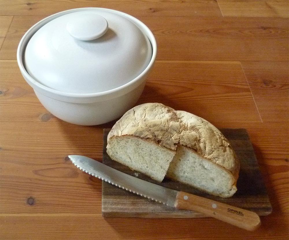 Lebensmittel richtig lagern: Brot nicht in Plastik