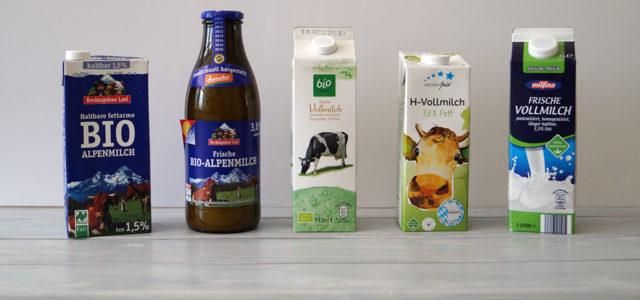 Welche Milch kaufen?