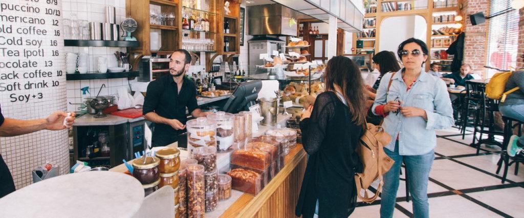 Third Wave Coffee, Coffee Shops während der zweiten Welle