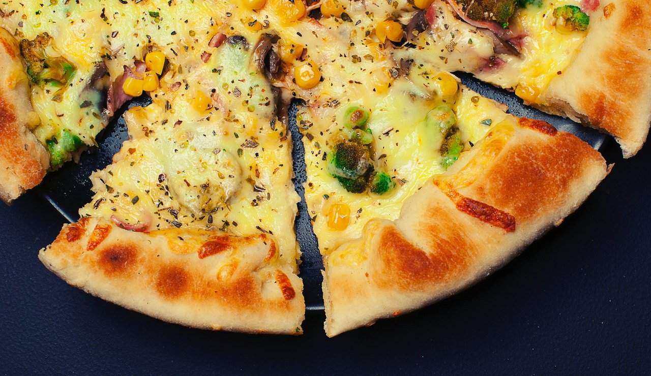 Pizza: einmal Gluten satt – oder glutenfrei bei Zöliakie