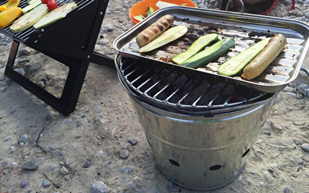 Aldi Holzkohlegrill 2017 : Foto pizza grillen beef marker aldi grill