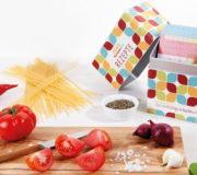 nachhaltig kochen mit dem Kochbuch als Rezeptbox von Feierabendglück